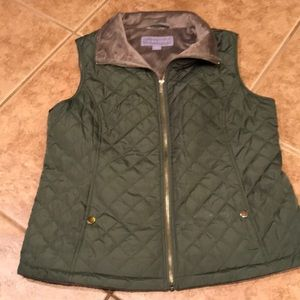 Laura Scott Vest Large